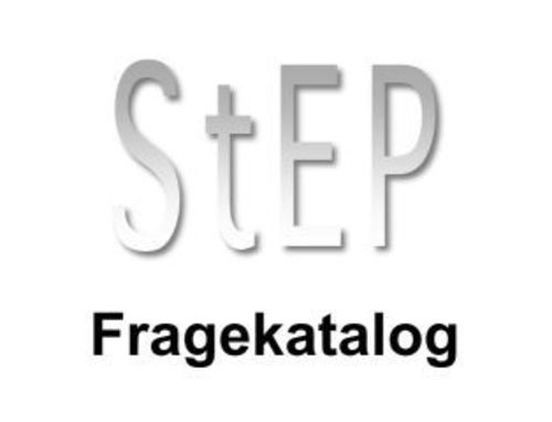 StEP Fragekatalog
